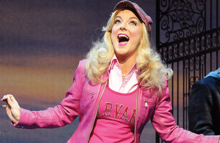Sheridan Smith Legally-Blonde-Savoy-165