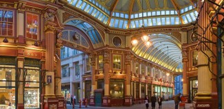 London Theatre Workshop's new venue is in Leadenhall Market