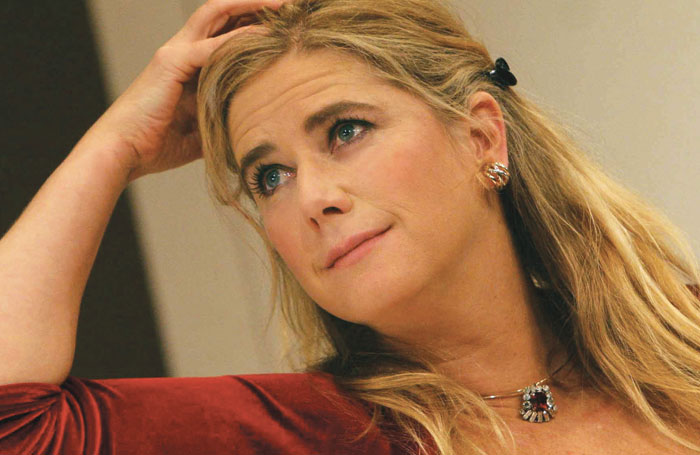 Imogen Stubbs in Scenes from a Marriage