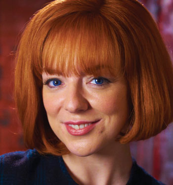 Smith as Cilla Black. Photo: ITV/stuart wood