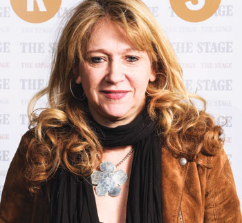 Sonia Friedman. Photo: Alex Brenner