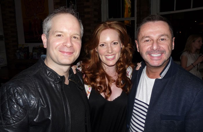 Stephen Mear (right) will join The Girls as musical stager. Photo: Anna Arthur