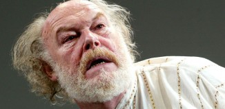 Timothy West in King Lear at London's Old Vic in 2003. Photo: Tristram Kenton