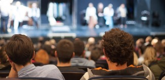 Frequent theatregoers are prepared to pay more for tickets, a survey claims. Photo: Shutterstock