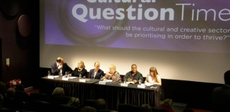 Cultural Question Time at the Royal and Derngate