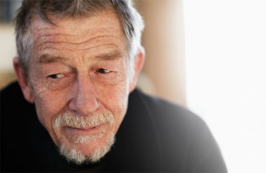 John Hurt. Photo: BAFTA/Ian Derry