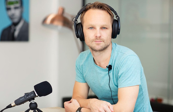 Jonathan Harden, founder of the Honest Actors' Podcast