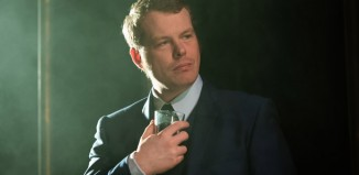 Kevin Wathen in Get Carter at Northern Stage, Newcastle. Photo: Topher McGillis