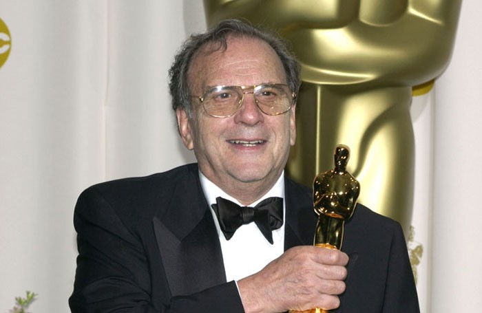 Ronald Harwood. Photo: Featureflash/Shutterstock