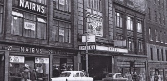 Edinburgh's Festival Theatre is looking for performers who worked at the theatre when it was the Edinburgh Empire
