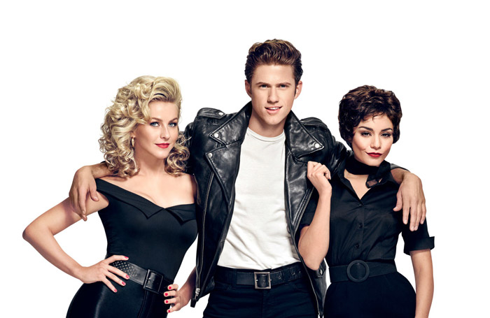Grease: Live broadcast on ITV2 Photo: Tommy Garcia/Fox