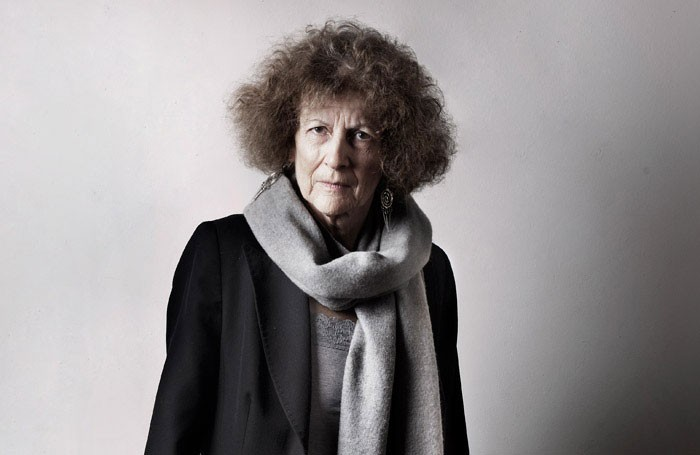 Timberlake Wertenbaker is one of the female writers who has had work staged at the National Theatre. Photo: Bronwen Sharp