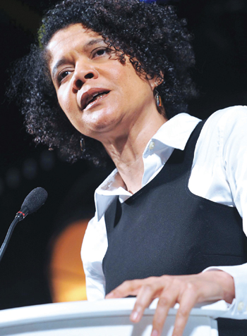 Chi Onwurah, shadow minister for culture and the digital economy. Photo:  James Fletcher