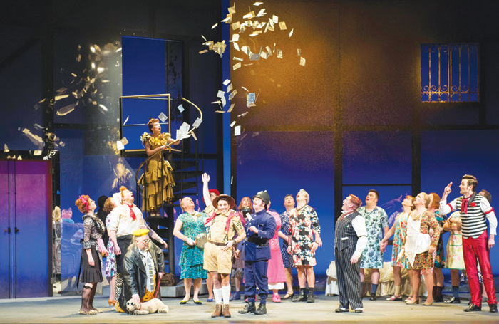 The Barber of Seville. Photo: Richard Hubert Smith