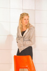 Denise Gough in People, Places and Things. Photo: Johan Persson