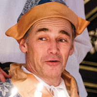 Mark Rylance in Farinelli and the King. Photo: Tristram Kenton