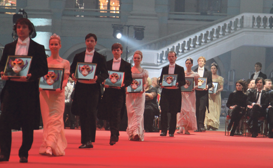 The Golden Mask Awards in Russia. Photo: Gennady Avramenko
