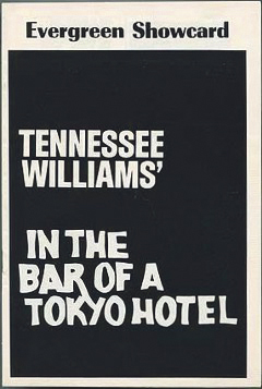 The programme from theoriginal 1965 production