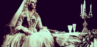Jane Asher in Great Expectations at West Yorkshire Playhouse. Photo: Idil Sukan