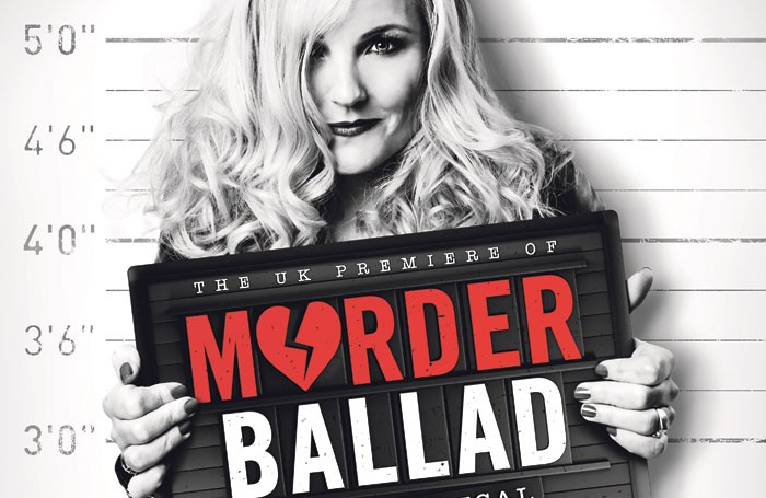 Kerry Ellis will star in the UK premiere of Murder Ballad