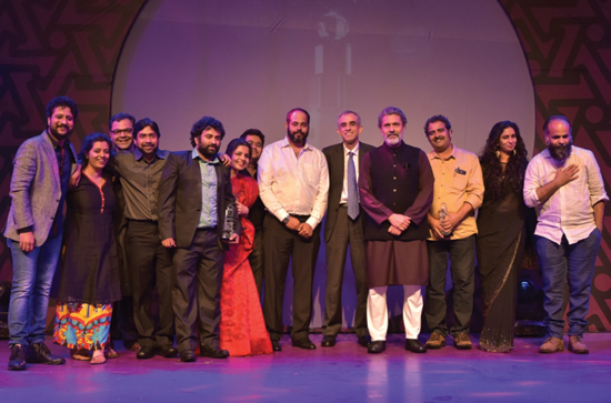 Mein Huun Yusuf Aur Yeh Hai Mera Bhai wins best production at the META Awards 2016 in India