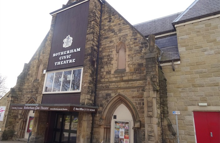 Rotherham Civic Theatre Cancels Shows After Partial