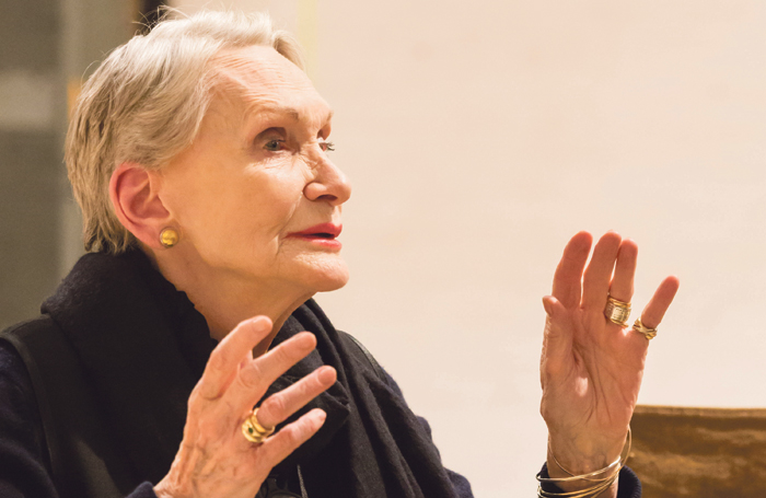 sian phillips   u2018things have changed totally in theatre  u2013 for the better u2019