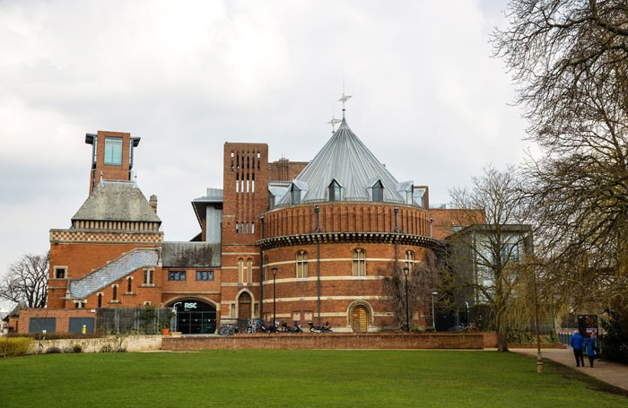 The Swan Theatre, Stratford-upon-Avon. Photo: Victor Maschek