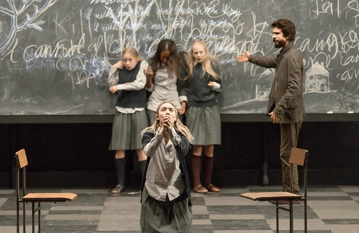 the crucible is frequently produced essay The crucible: characters essay - the crucible: characters chetan patel the crucible, a play by arthur miller that was first produced in 1953, is based on the true story of the salem witch trials of 1692.