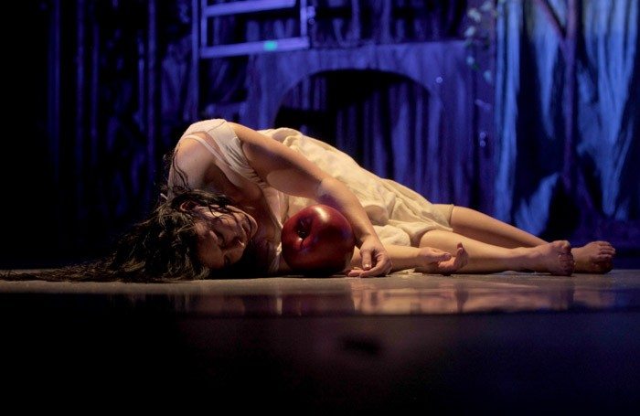 Ballet Lorent's Snow White at Sadler's Wells, London. Photo: Ian West