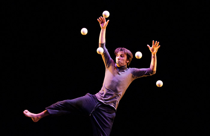 The Whistle, part of Best of BE Festival at Barbican, London. Photo: Alex Brenner