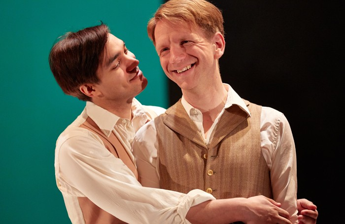 A scene from Brideshead Revisited at York Theatre Royal. Photo: Mark Douet