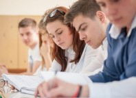 Under the EBacc, students are not required to study arts subjects at GCSE. Photo: Shutterstock