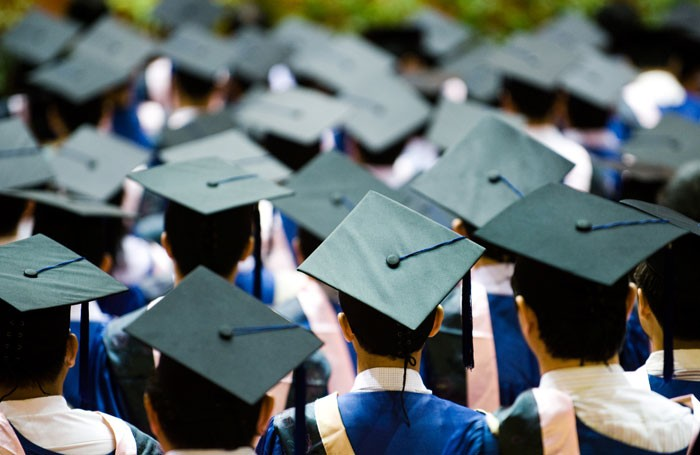 Creative arts graduates in Britain earn the least after university, claims a new report. Photo: Shutterstock