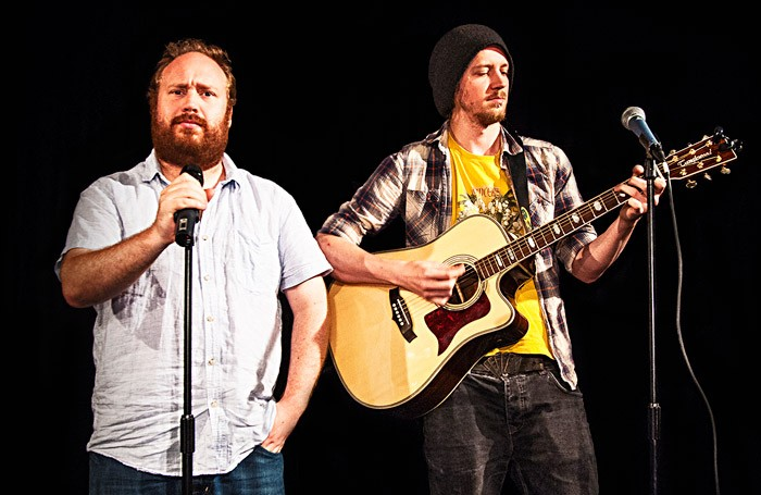 Jonny and the Baptists at Orange Tree Theatre, London.