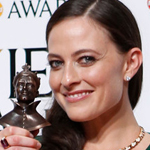 Lara-Pulver,-Winner-Of-The-Olivier-Award-For-Best-Actress-In-A-Supporting-Role-In-A-Musical-For-