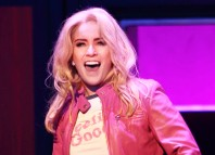 Lucie Jones as Elle Woods Photo credit Catherine Ashmore