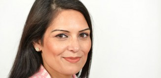 Employment minister Priti Patel. Photo: Arron Hoare