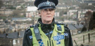 Sarah Lancashire in BBC1 drama Happy Valley. Photo: BBC