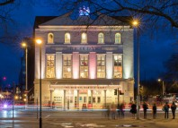 The Old Vic. Photo: Manuel Harlan