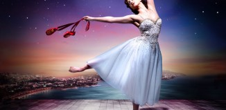 Ashley Shaw as Victoria Page in The Red Shoes
