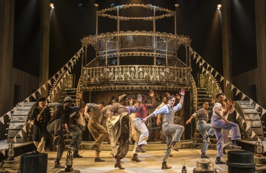 The cast of Show Boat. Photo: Johan Persson