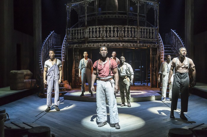 6745c7f8c Show Boat review at the New London Theatre –  rapturous