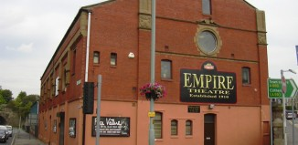 Thwaites Empire Theatre, Blackburn. Photo: Robert Wade