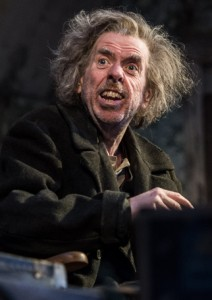 Timothy Spall (Davies) in The Caretaker at The Old Vic. Photo by Manuel Harlan. (2)