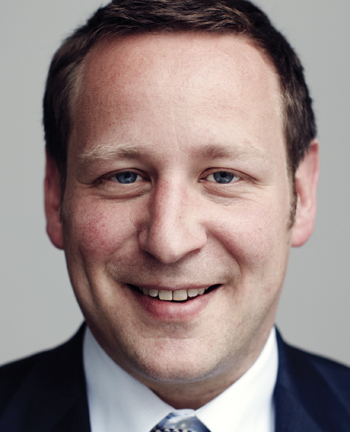 Today's culture minister Ed Vaizey. Photo: Tom Donald