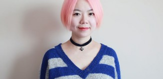 Xu Nuo, from China, is one of the writers taking part in the B!rth festival at Manchester's Royal Exchange