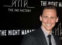 Tom Hiddleston. Photo: Shutterstock
