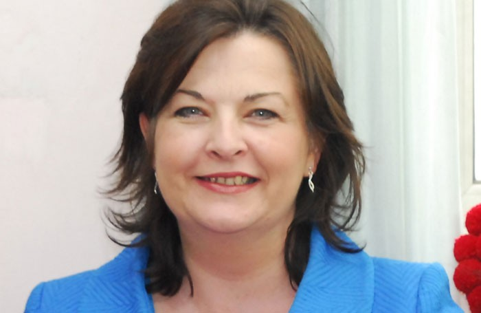 Scottish culture secretary Fiona Hyslop