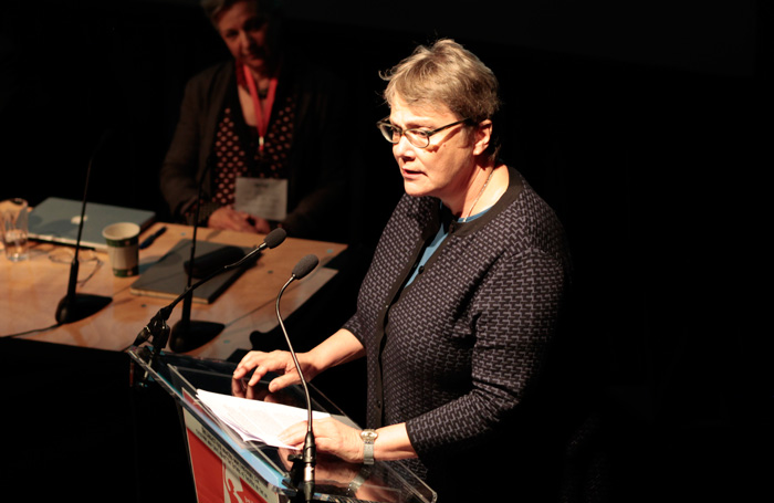 Louise Jeffreys: Barbican 'failed audiences' when it cancelled Exhibit B after protests